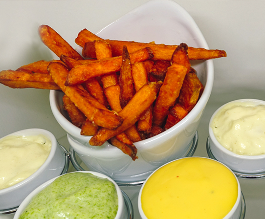 Sweet Patato Fries